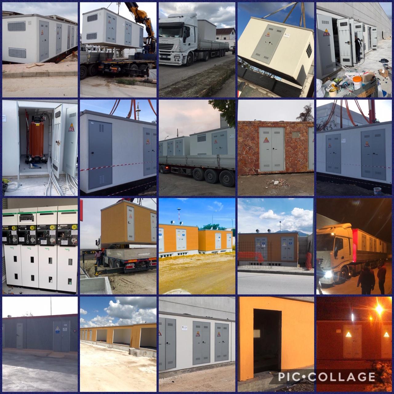 foto cabine elettriche